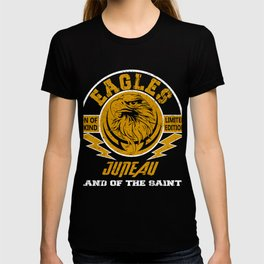 Eagles Juneau one of a kind limited edition T-shirt