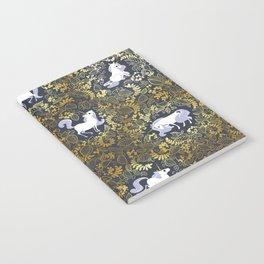 Unicorn pattern Notebook
