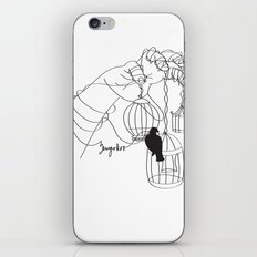 Caged iPhone & iPod Skin