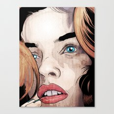 Barbara Canvas Print