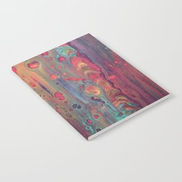 LAVA LAMP Notebook