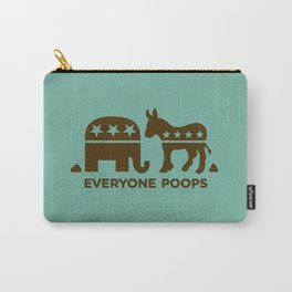 Everyone Poops Carry-All Pouch