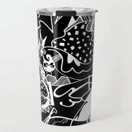 Artforfriends. Passione. Travel Mug