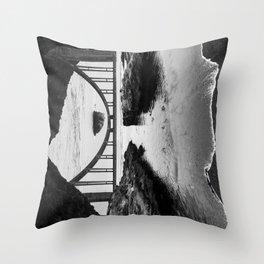 Atreyu Long Live Alex Varkatzas Art piece Throw Pillow
