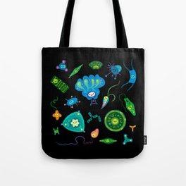 Phytoplankton Tote Bag