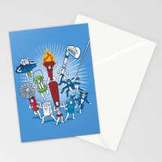 Any resemblance is purely coincidental Stationery Cards