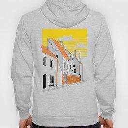 Medieval houses Hoody