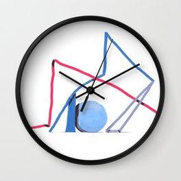 Play Area 03 Wall Clock