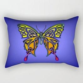 Butterfly-knot Rectangular Pillow