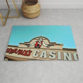 Terribles Casino Rug