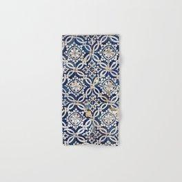 Portuguese glazed tiles Hand & Bath Towel