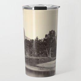 View from Camp Grove, Yosemite Travel Mug