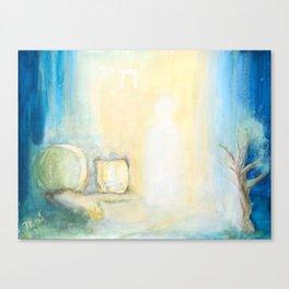 Auferstehung - Joy Of The Resurrection Canvas Print