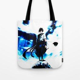 uciha sasuke Tote Bag