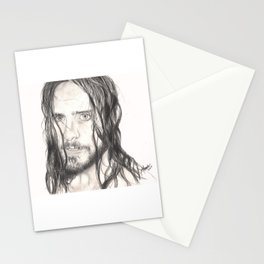 jared... wet. Stationery Cards