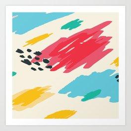 Swash Art Print