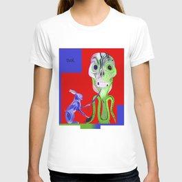 The Serpent, the Sun & Me (II) T-shirt