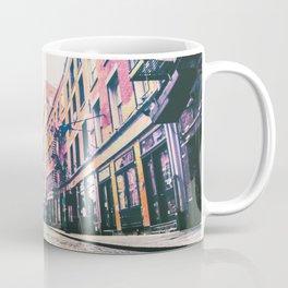 Stone Street - Financial District - New York City Coffee Mug