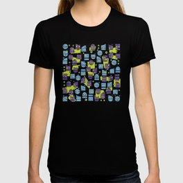 Robots Doodle T-shirt