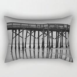 Somber Rectangular Pillow