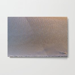 White Sands XI Metal Print