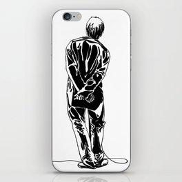 Liam Gallagher Oasis iPhone Skin