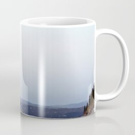 Big Drop Ahead Coffee Mug