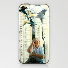 Hover iPhone & iPod Skin