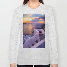 Santorini 24 Long Sleeve T-shirt