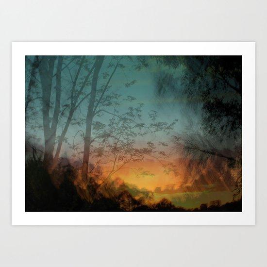 Faraway Art Print