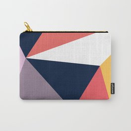 Modern Poetic Geometry Carry-All Pouch