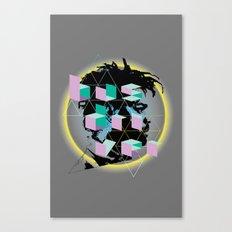 Busdriver Canvas Print
