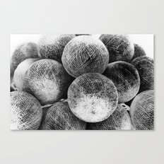 Negative Light No.1 Canvas Print