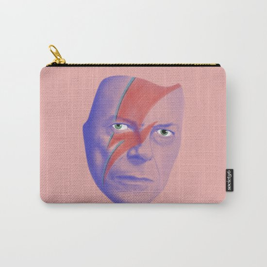 Bowie forever Carry-All Pouch