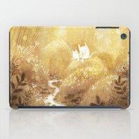 woodland iPad Cases featuring Woodland by Foya