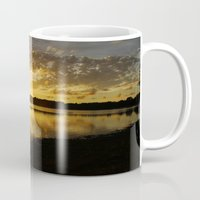 golden Mugs featuring Golden by NaturallyJess