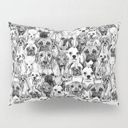 just dogs Pillow Sham