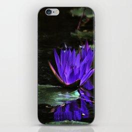 Purple Passion iPhone Skin