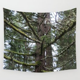The Old Doug Fir Wall Tapestry