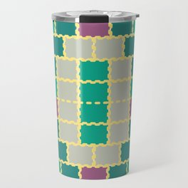 Summer bricks Travel Mug
