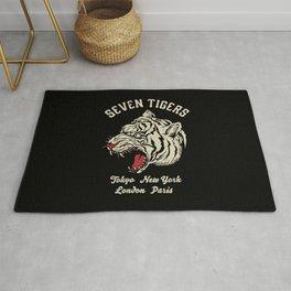 Seven Tigers Rug
