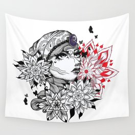 Flower of Life Gypsy Wall Tapestry