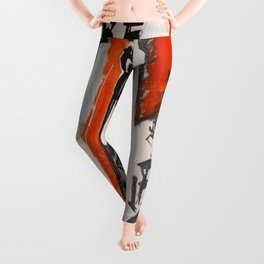 Romeo and Juliet Leggings