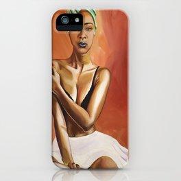 Eve iPhone Case