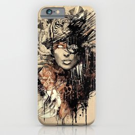 Abstract--ART iPhone Case
