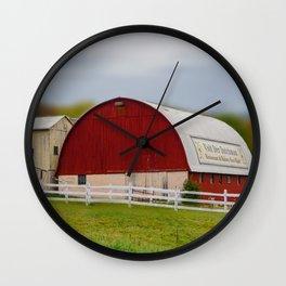 Der Dutchman Wall Clock