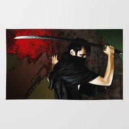 Samurai Samurai Rug