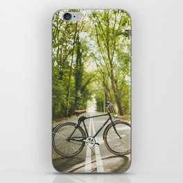 Amsterdam Bike iPhone Skin