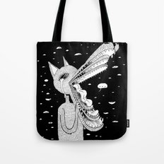 so much to say Tote Bag