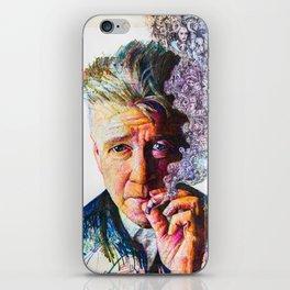 David Lynch iPhone Skin